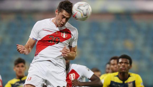 Santiago Ormeño quiere ser convocado nuevamente a la Selección Peruana. (Foto: REUTERS)