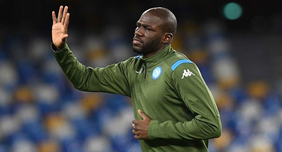 Kalidou Koulibaly llegó al Napoli procedente del Genk belga. (Getty Images)