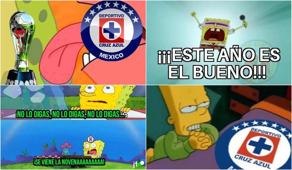 Infaltables: los mejores memes del Cruz Azul-Santos por la final de la Liga MX 2021 (Foto: Facebook)