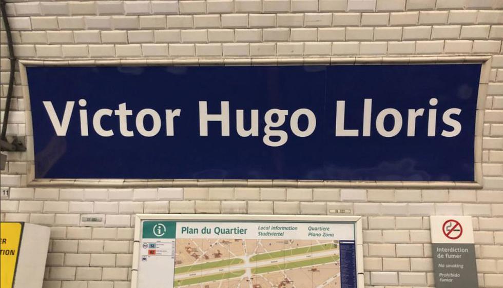 Metro de París cambia los nombres de las estaciones en honor a los campeones del mundo. (Getty y RATP)