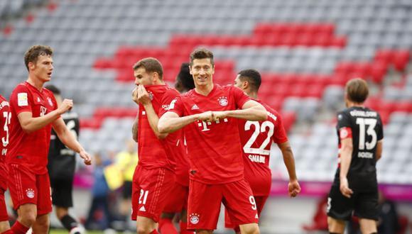 Los 'bávaros' son los más ganadores del torneo con 19 títulos en la historia. (Foto: Bayern Múnich)