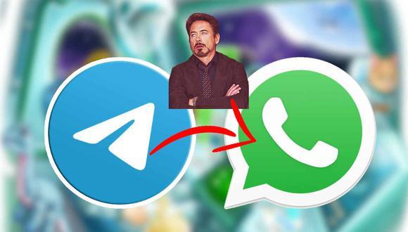 De esta forma podrás pasar todos tus stickers de Telegram a WhatsApp en un instante. (Foto: WhatsApp)
