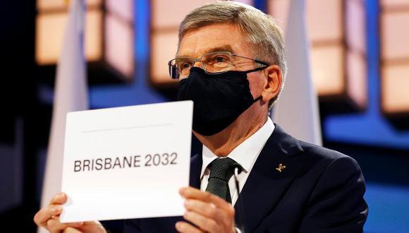 Brisbane ganó la sede de los JJOO de 2032 con 72 votos a favor y 5 en contra. (Foto: Agencias)