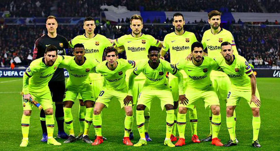 El Barcelona solo ganó LaLiga esta temporada 2018-19. (Foto: Getty Images)