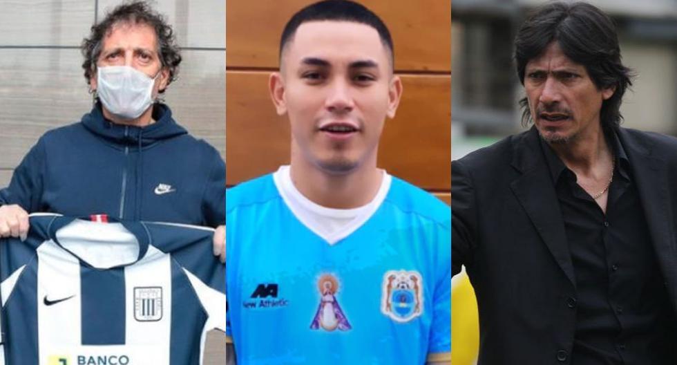 Altas, bajas y rumores de la Liga 1. (Foto: GEC)