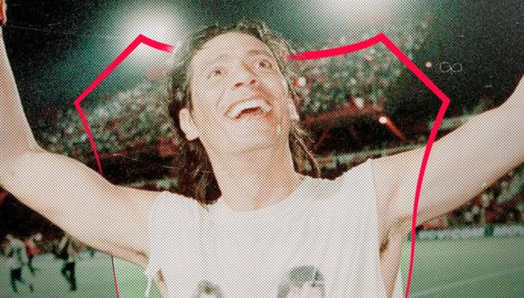 River Plate saludó a Comizzo (Captura)