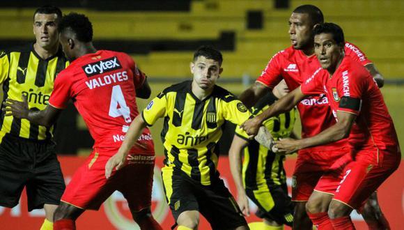 Sport Huancayo vs. Peñarol por Copa Sudamericana (Foto: Agencias)