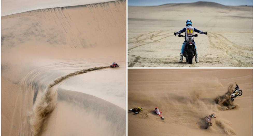 Los mejores momentos del Rally Dakar 2019 tras la novena etapa. (ASO-Dakar/ AFP)