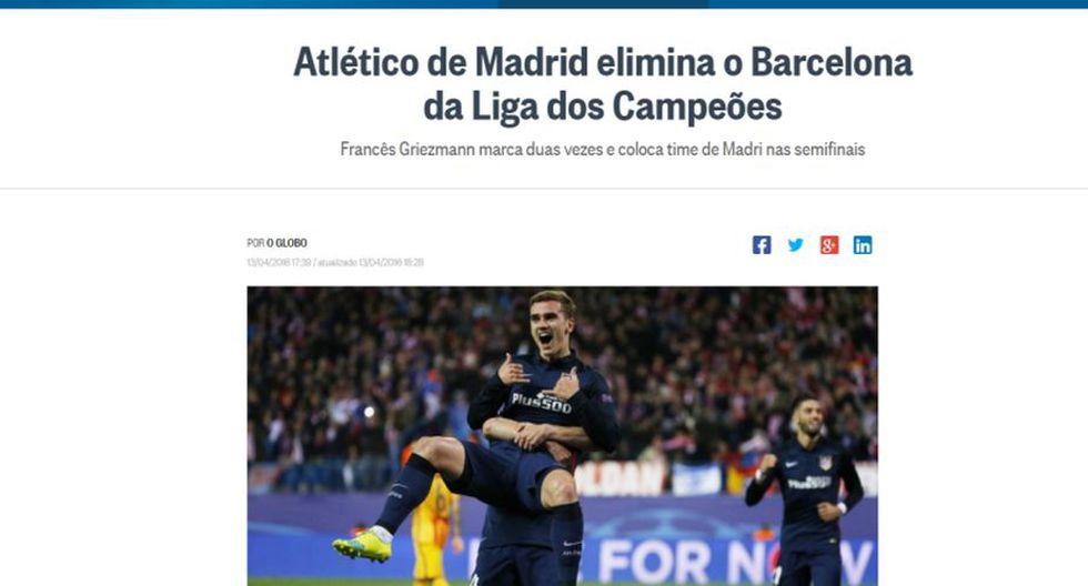 Mundo deportivo. España.
