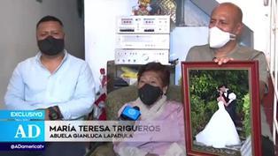 Familia de Gianluca Lapadula lo espera en el Perú