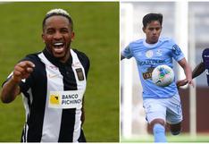 El efecto Farfán: los registros de Alianza Lima en la Liga 1 a comparación de los de Sporting Cristal