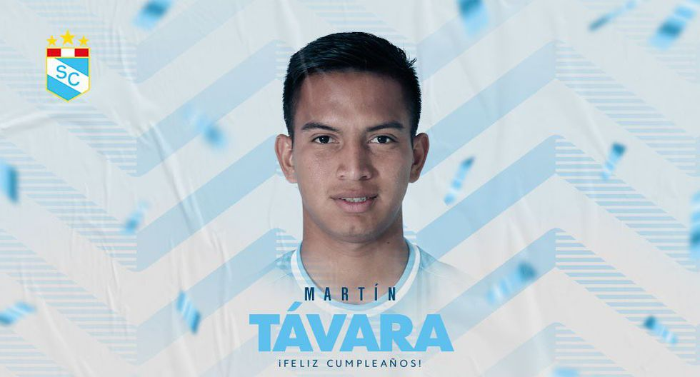 Sporting Crisal saludó a Martín Távara (Foto: Twitter)