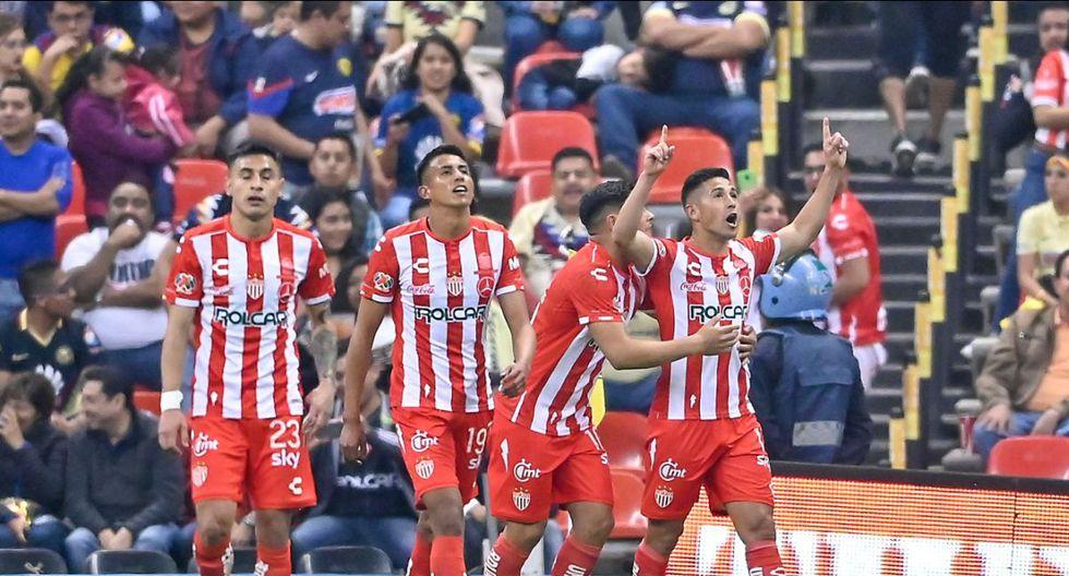 América cayó goleado 3-0 ante Necaxa por el Clausura 2020 Liga MX.