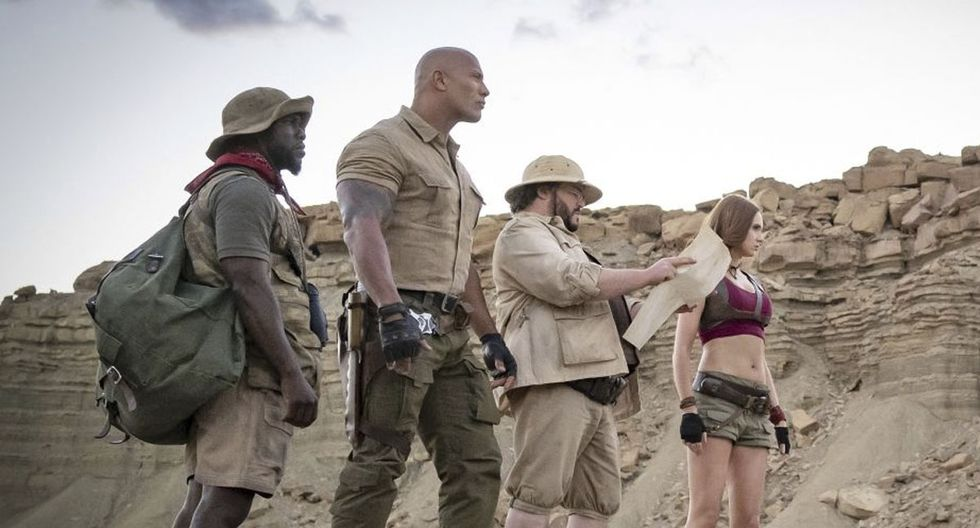 """Jumanji: The Next Level"", ¿tiene escenas post-créditos? (Foto: Sony Pictures)"