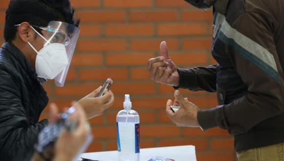 De acuerdo con el INEI, los ciudadanos deberán tener cuidado de no anular el voto si no es la intención (Foto: INEI)
