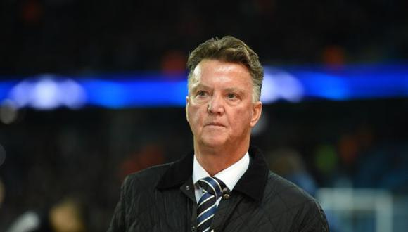 Van Gaal dirigió al Manchester United entre el 2014 y 2016. (Foto: AFP)