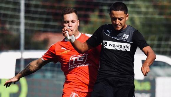 Wildhaber juega actualmente en el Koniz FC, club perteneciente a la tercera división de Suiza. (Foto: Agencias)