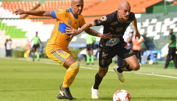 León y Tigres igualaron por tercera vez consecutiva por la Liga MX.