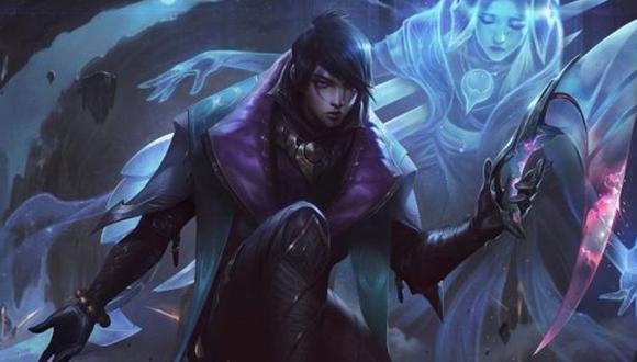 League of Legends: ¡oficial! Aphelios es el nuevo campeón del MOBA. (Foto: Riot Games)
