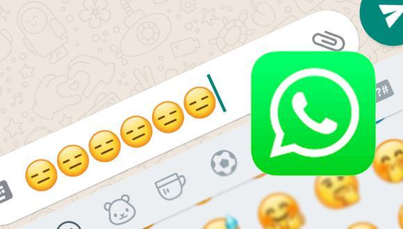 ¿Sabes qué es de verdad este emoji de WhatsApp que muchos confunden con un asiático? Se revela significado. (Foto: WhatsApp)
