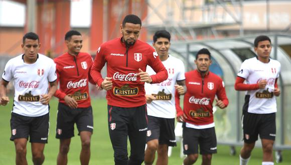 La selección peruana entrenará desde el viernes en Videna para la Copa América. (Foto: FPF)