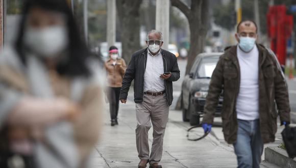 Las restricciones serán inmovilización social, toque de queda y circulación de vehículos. (Foto: Andina)
