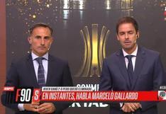 """Diego Latorre tras la eliminación de River en Copa Libertadores: """"Palmeiras no merece estar en la final"""""""