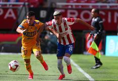 A playoffs: Chivas empató 0-0 con Tigres en la última fecha de la Liga MX 2021
