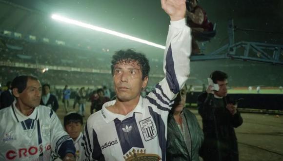 César Cueto jugó los Mundiales de 1978 y 1982. (Foto: Archivo GEC)