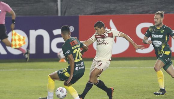 Universitario vs. Defensa y Justicia se miden por Libertadores (Foto:GEC)