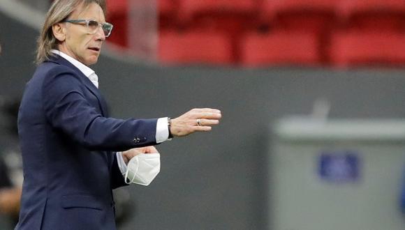 Ricardo Gareca habló sobre el partido de Boca Juniors en Copa Libertadores (EFE/Joedson Alves)