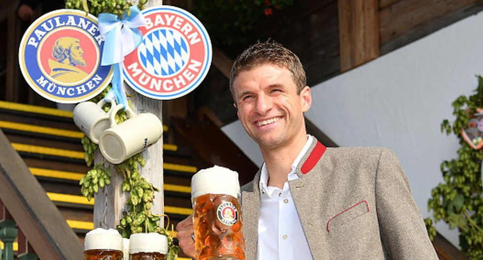 Thomas Müller ha ganado una Champions League con el Bayern Munich. (Getty)