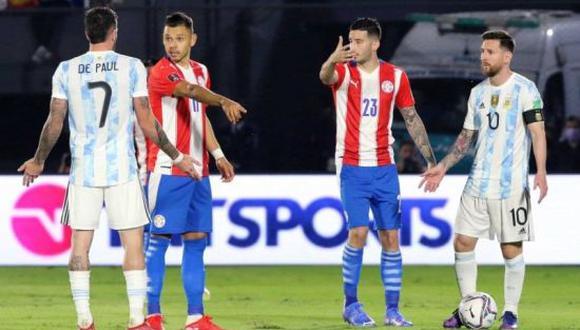 Argentina vs Paraguay (0-0): video, resumen, incidencias y mejores jugadas por la Jornada 11 de las Eliminatorias Qatar 2022   FUTBOL-INTERNACIONAL   DEPOR