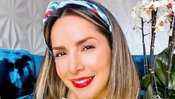 """La actriz colombiana interpretó a Lucía Sanclemente, villana del remake de """"Café con aroma de mujer"""" (Foto: Carmen Villalobos / Instagram)"""