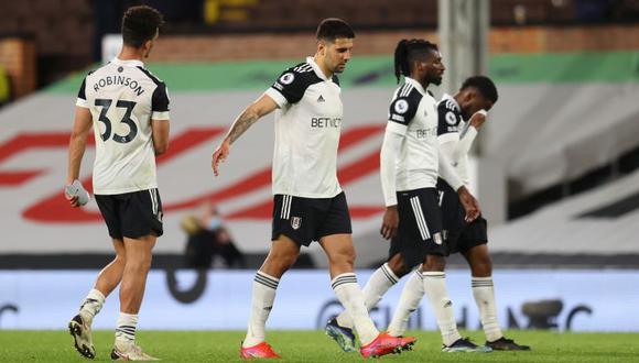 Fulham vuelve a descender tras perder 2-0 ante Burnley y jugará la Championship. El equipo solo ha sumado cinco triunfos en la temporada. (Getty Images)