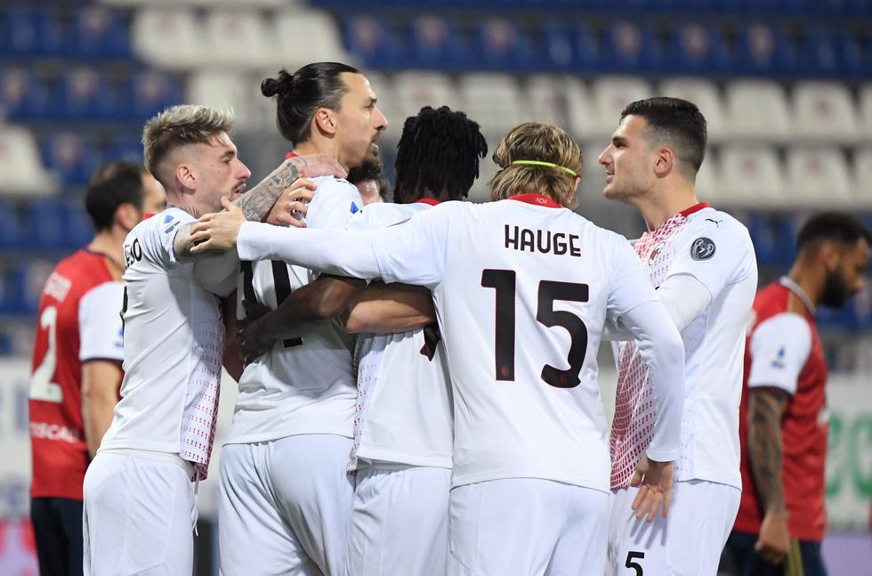 AC Milan - Italia (Foto: Reuters)