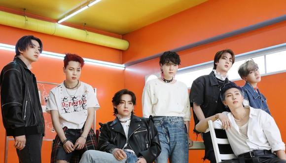 La agrupación tiene siete integrantes V, Suga, Jungkook, Jin, RM, Jimin y J-Hope, pero en una ocasión tuvieron un octavo (Foto: BTS/YouTube)