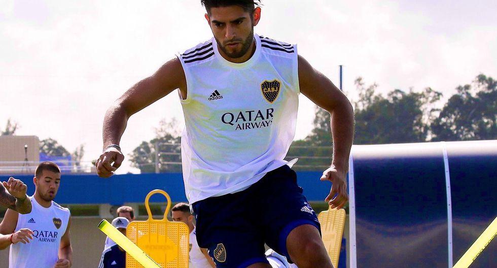 Carlos Zambrano se encuentra en Argentina recuperándose de una operación. (GEC)