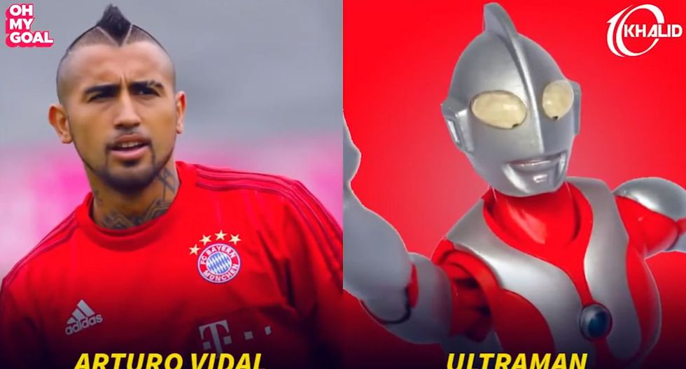 Arturo Vidal. (Foto/Captura: YouTube)