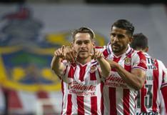 A la siguiente ronda: Chivas derrotó 1-0 a Necaxa y avanza en la Liguilla