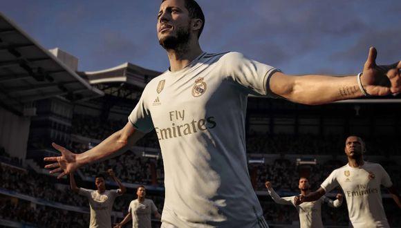 FIFA 21: ¿Real Madrid portada del juego? Por cinco años más firma el club con EA Sports (Foto: EA Sports)