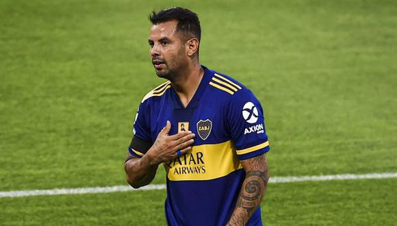 Edwin Cardona llegó a Boca Juniors en la temporada 2017. (Foto: AFP)