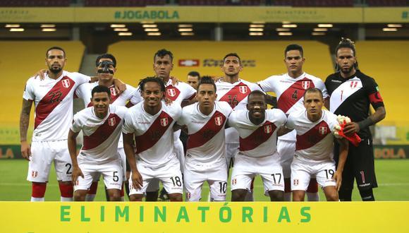 A la Selección Peruana le restan 9 partidos en estas Eliminatorias. (Foto: FPF).