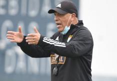 """Roberto Mosquera: """"Sacamos lo mejor de nosotros con el marcador adverso"""""""