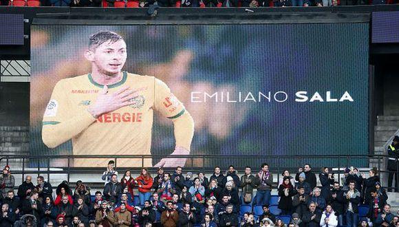 Emiliano Sala ya había firmado contrato con Cardiff City. (Foto: Getty Images)