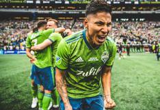 Raúl Ruidíaz considerado entre los tres mejores delanteros de la MLS en FIFA 21