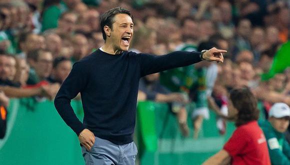 Niko Kovac llegó al Bayern Munich en reemplazo de Jupp Heynckes. (Getty)