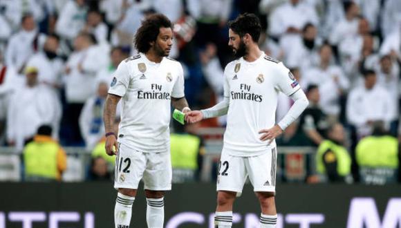 Real Madrid daría salida a Isco y Marcelo en el mercado de fichajes de invierno. (Getty)