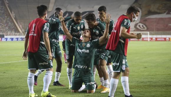 La agónica victoria de Palmeiras, contada desde Brasil. (Foto: Raul Sifuentes / AP)