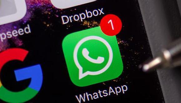 """WhatsApp añadiría el """"modo vacaciones"""" para evitar que te interrumpan. (Foto: AFP)"""